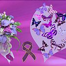 Purple Passion for Life by AngelinaLucia10