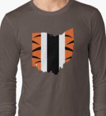 #WhoDey Long Sleeve T-Shirt