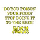Say no to chemicals by TaylerMacneill