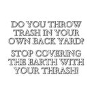 Stop littering by TaylerMacneill
