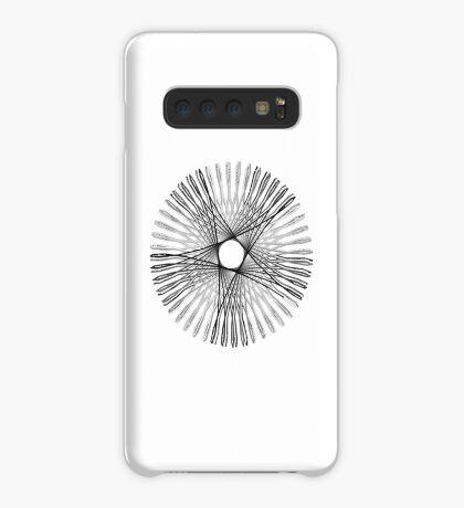 Spirograph I Case/Skin for Samsung Galaxy