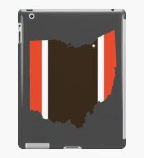 #GoBrowns iPad Case/Skin