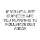 Bees pollinate by TaylerMacneill