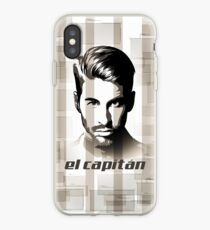 Sergio Ramos iPhone Case