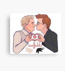 Ineffable Husbands Metal Prints | Redbubble