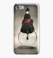 The Reader... iPhone Case/Skin