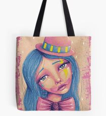 Happy on the Outside Tote Bag