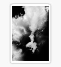 Falling cloud Sticker