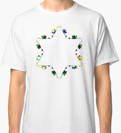 Koch Curve VI Classic T-Shirt