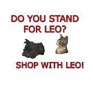Do you stand for Leo? by TaylerMacneill