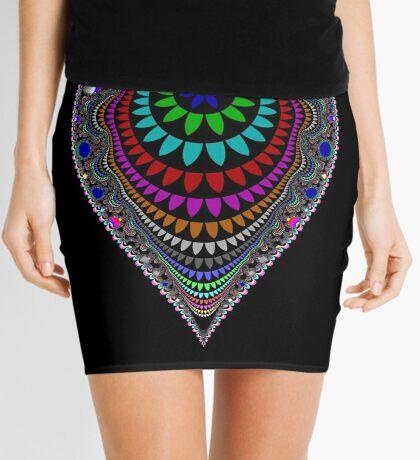 For Eva II Mini Skirt