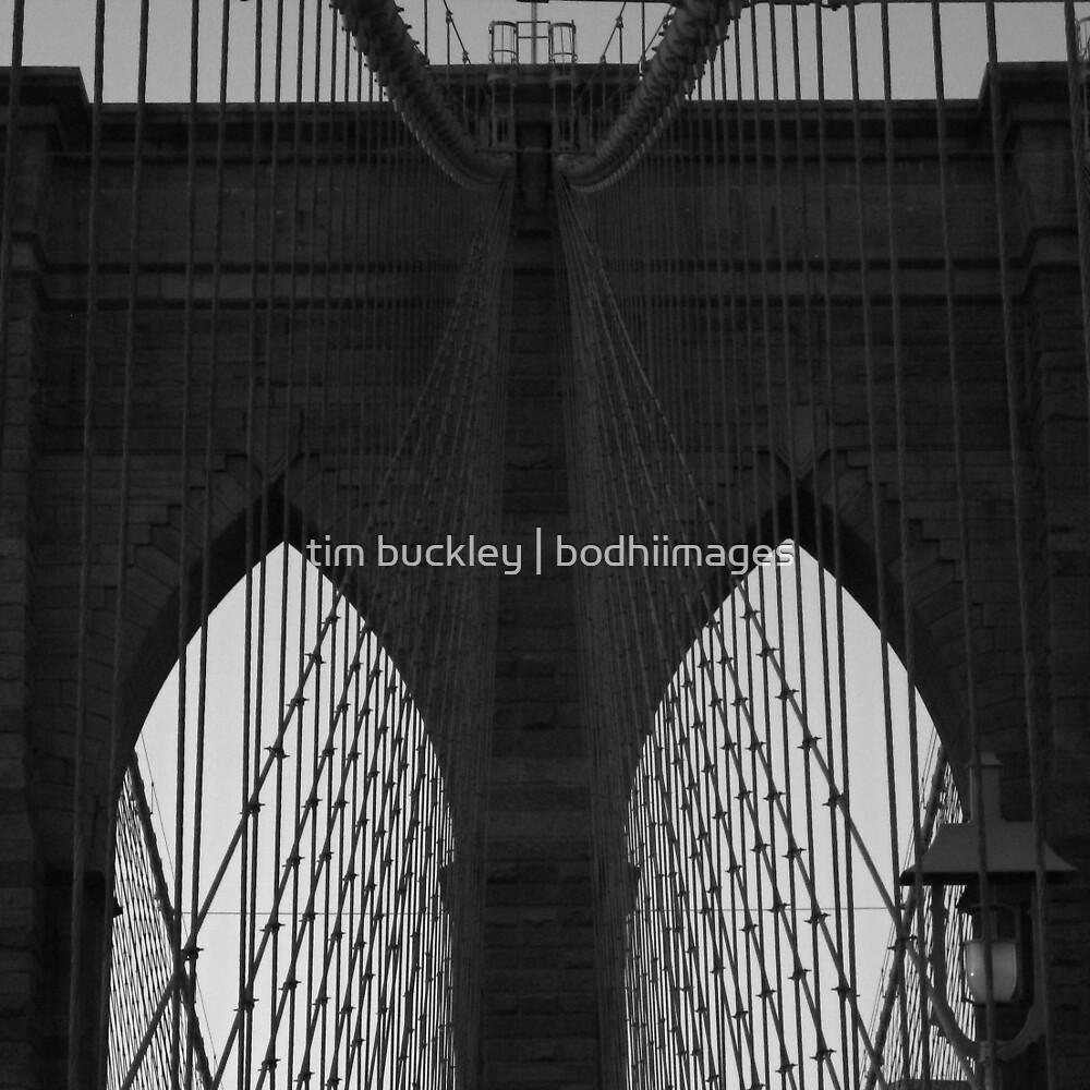 brooklyn bridge, nyc by tim buckley | bodhiimages