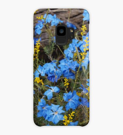 Lechenaultia biloba (2) Case/Skin for Samsung Galaxy