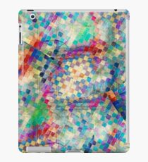 2nd skin - colourful abstract iPad Case/Skin