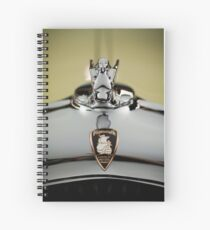 1932 Plymouth Roadster Spiral Notebook