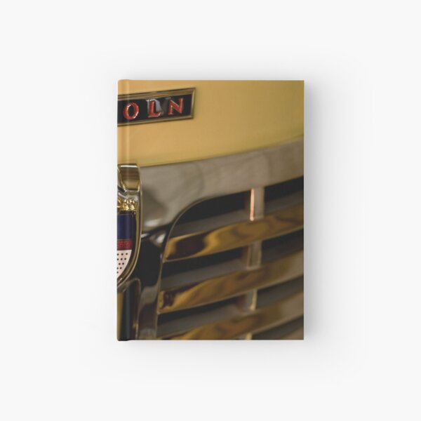 1948 Lincoln Hardcover Journal