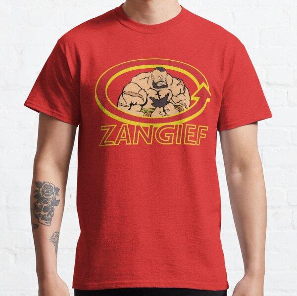 Zangief 360 Classic T-Shirt