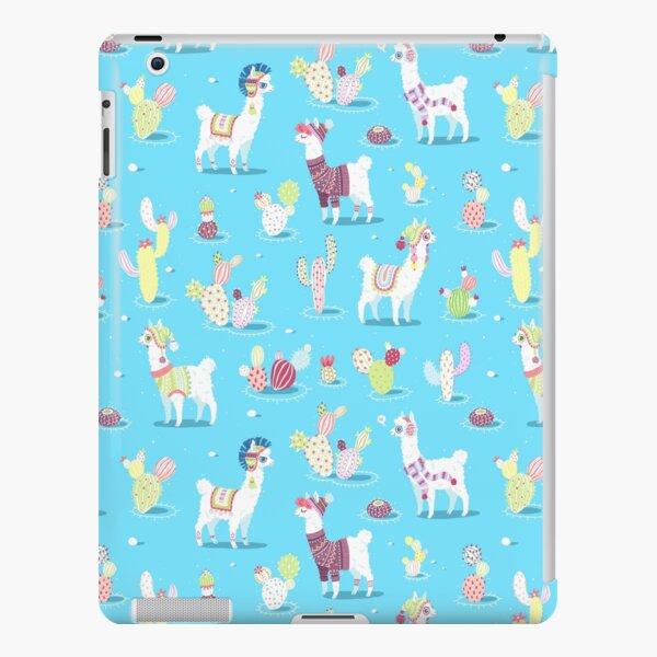 Alpaka-Muster iPad – Leichte Hülle