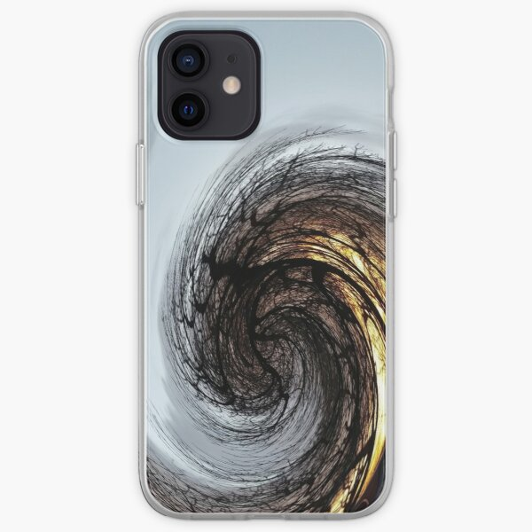 #MOVING #EYE #ILLUSION #Pattern, design, circular, abstract, illustration, art, grid, proportion, symmetrical iPhone Soft Case