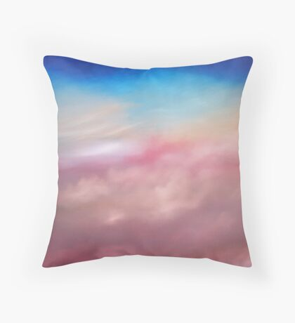 Calling Me Out In Dreams Throw Pillow