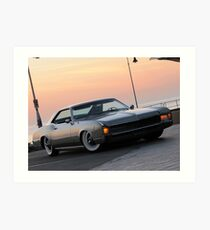 Buick Riviera by Riviera Visual Art Print