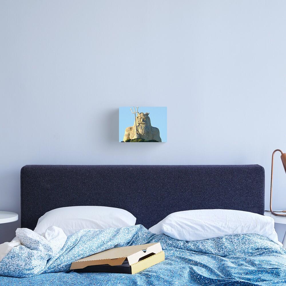 King Neptune    Two Rocks   Western Australia Canvas Print