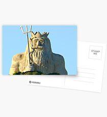 King Neptune    Two Rocks   Western Australia Postcards