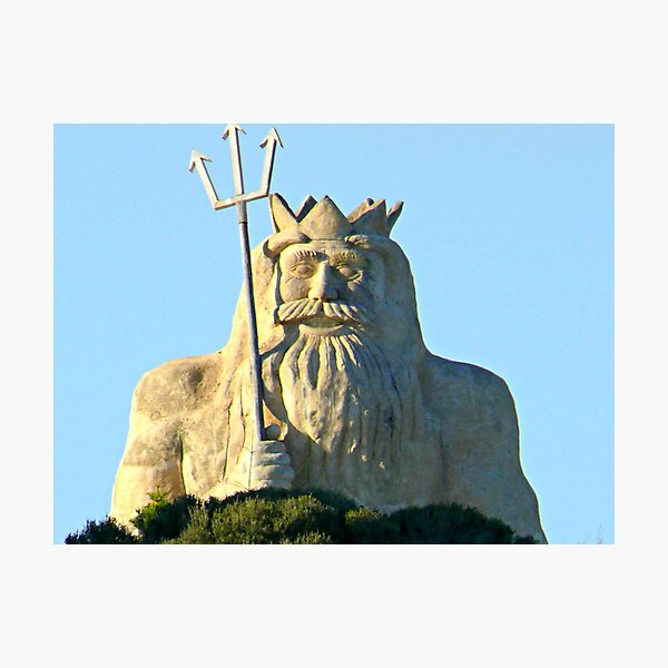 King Neptune    Two Rocks   Western Australia Photographic Print