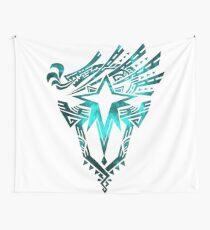 Monster Hunter World: Iceborne - Logo (Galaxy Design) Tapestry