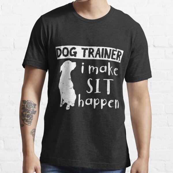 Dog Training School Essential T-Shirt