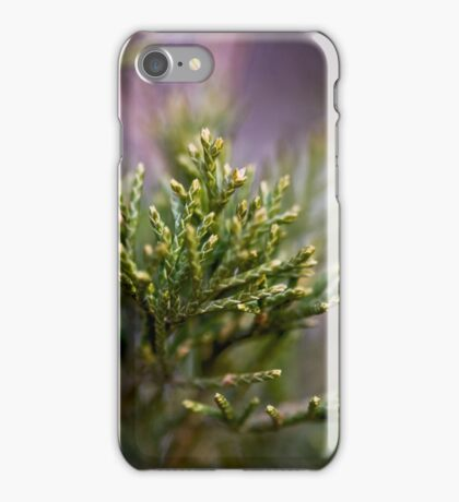 Come Walk With Me iPhone Case/Skin