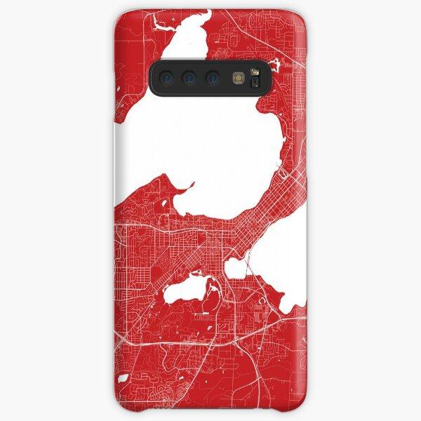 Madison Karte Samsung Galaxy Leichte Hülle