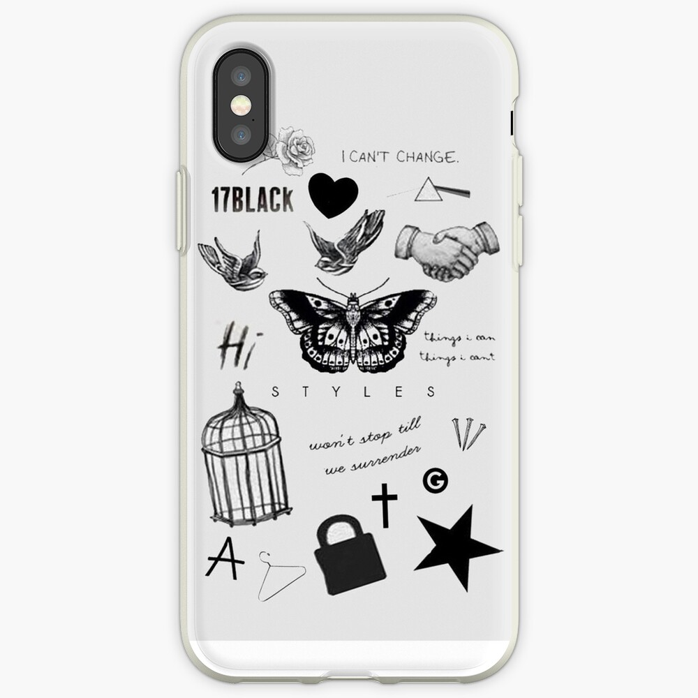 Harry's Tattoos Case iPhone-Hüllen & Cover
