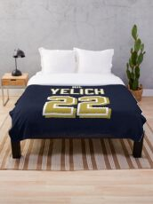 Yelich 22 MIL Throw Blanket