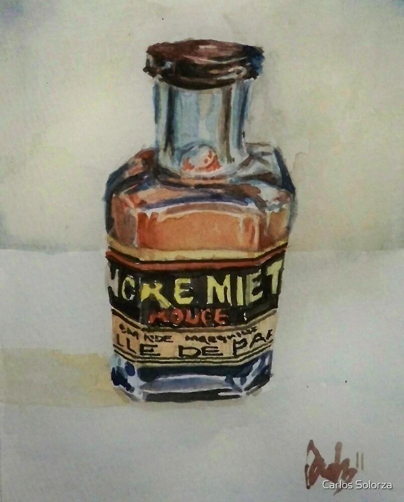 Vintage Ink by Carlos Solorza