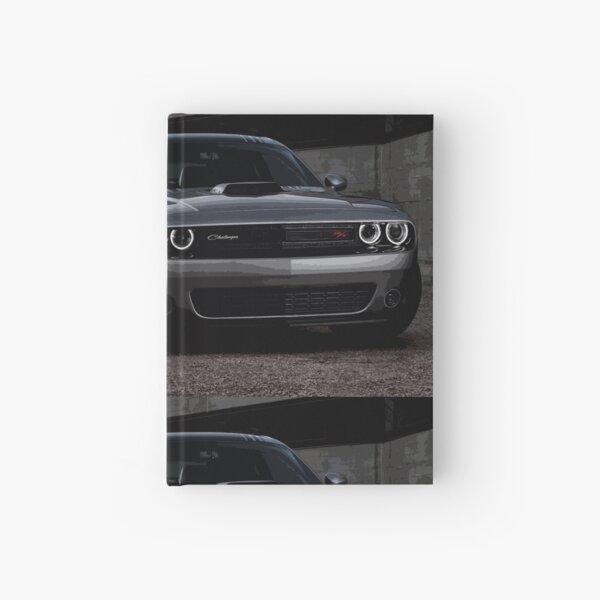 Dodge Challenger Hardcover Journal