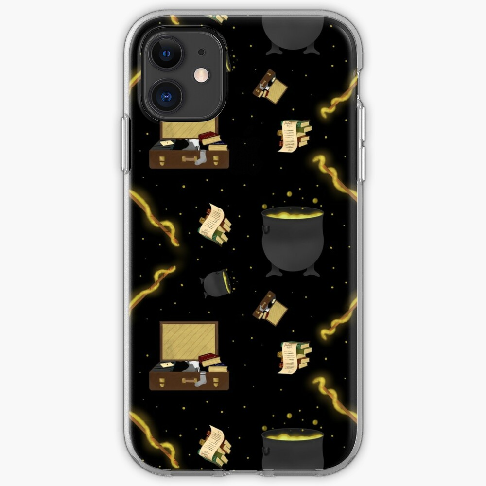 Wizard Things iPhone Case & Cover