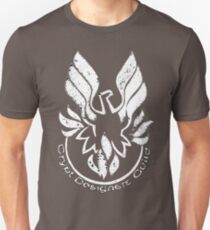 Crypt Designers Guild - Phoenix White T-Shirt