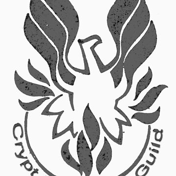 Crypt Designers Guild - Phoenix Grey by CryptDesigners