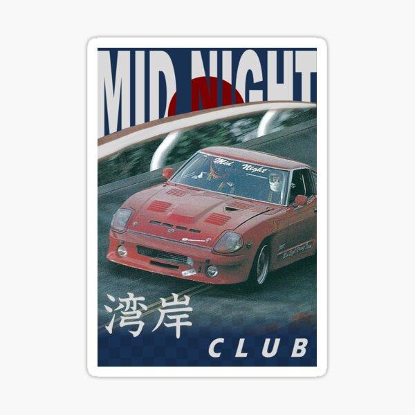 Mid Night Club Japan - Nissan 280ZX Sticker