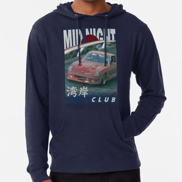 Mid Night Club Japan - Nissan 280ZX Lightweight Hoodie