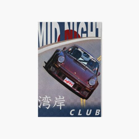 Mid Night Club Japon - Porsche 911 Impression rigide