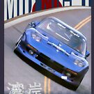 Mid Night Club Japan - Mazda RX7 by carsaddiction