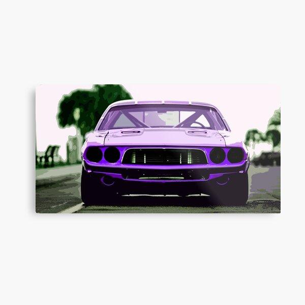 1973 Dodge Challenger Metal Print