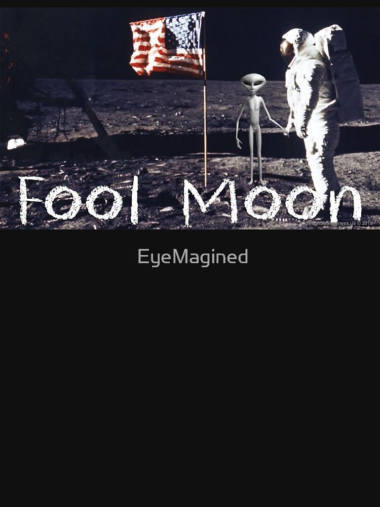 Fool Moon by EyeMagined