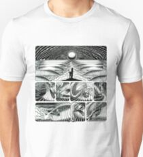 Journey to the Center of the Surf T-Shirt