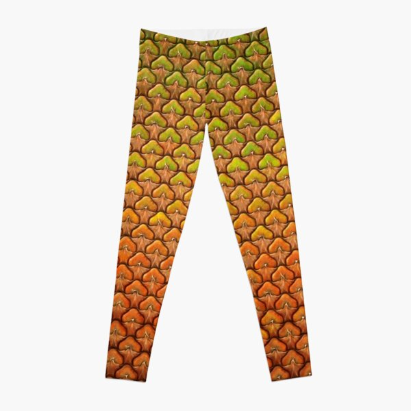 S/S 2015 - Fruits - Pineapple Texture Leggings