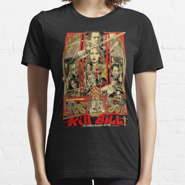 Kill Bill - The Whole Bloody Affair Essential T-Shirt