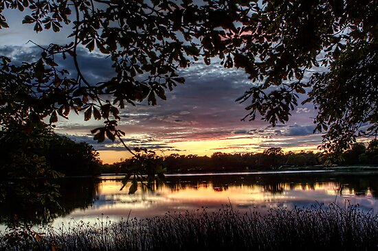Sunset Point by Prashant Panigrahi