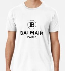 BALMAIN PARIS  Premium T-Shirt